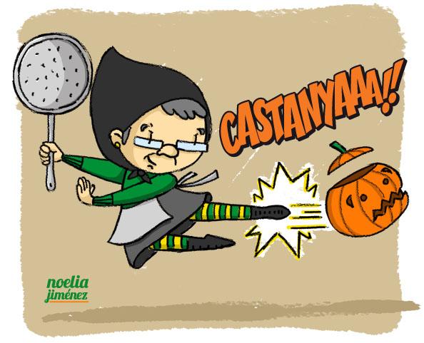 castañada vs halloween